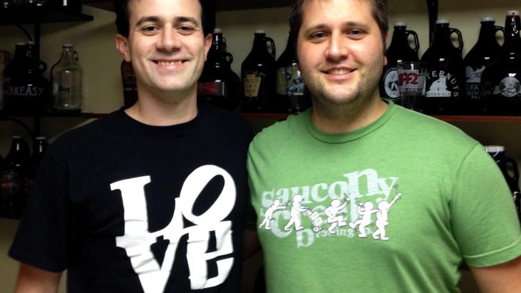 Episode 7: A Brew Good Men