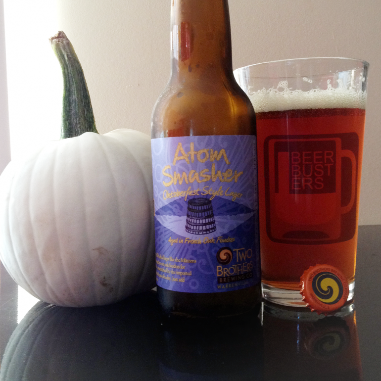 Steph's New Brew Review: Atom Smasher