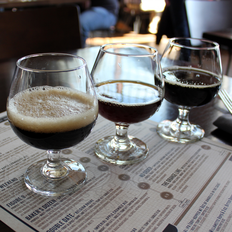 A Day in DC: Bluejacket and Mad Fox