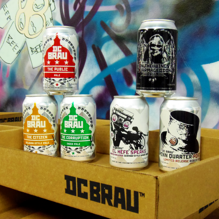 A Capitol Day at DC Brau