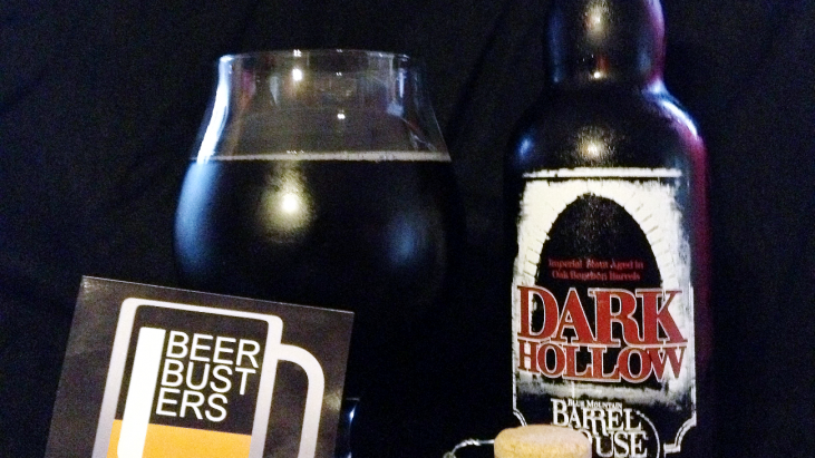Steph's New Brew Review: Dark Hollow