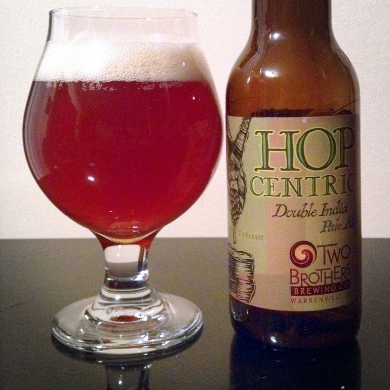 Steph's New Brew Review: Hop Centric