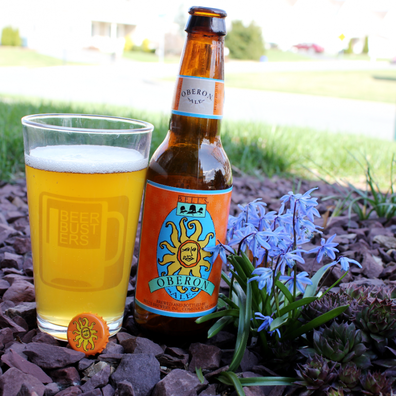Steph's New Brew Review: Oberon
