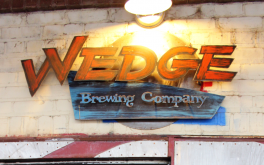 Welcome to Wedge Brewing Company