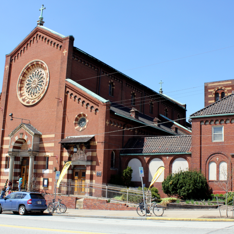 Let There Be Beer at Church Brew Works