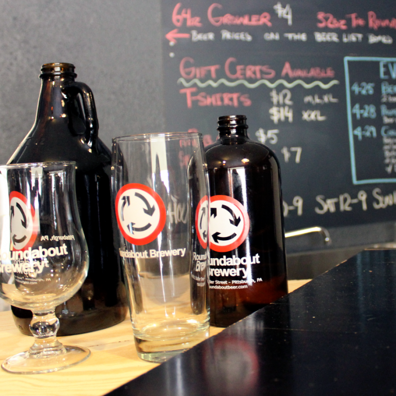 Get Around to Roundabout Brewery