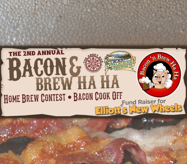 A Few of My Favorite Things: Bacon and Brew HaHa at Appalachian Brewing