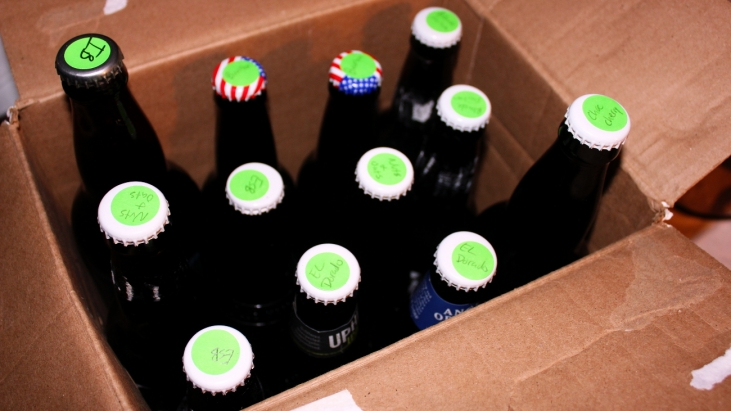 Episode 34: Pierced Beers