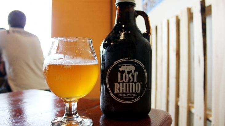 Find Your Way to Lost Rhino Brewing