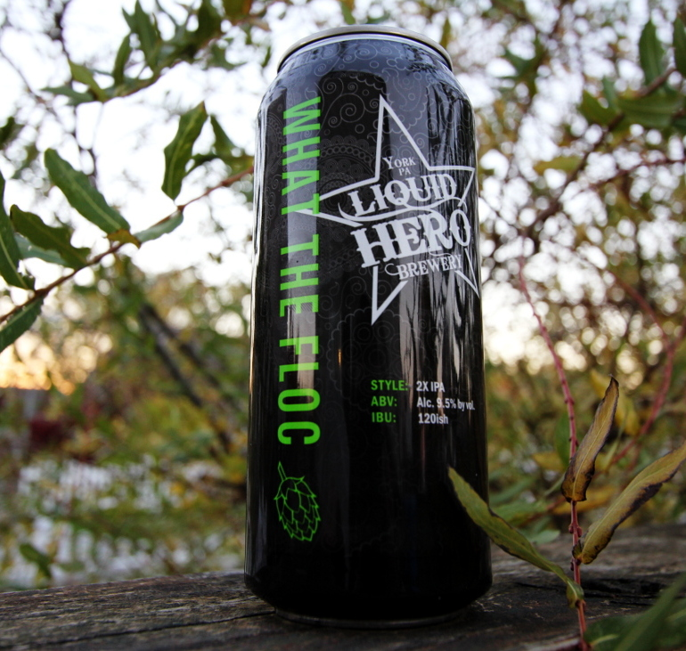 Steph's New Brew Review: What the Floc