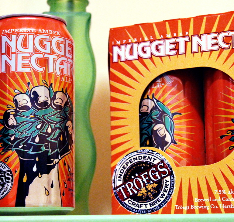 Steph's New Brew Review: Nugget Nectar