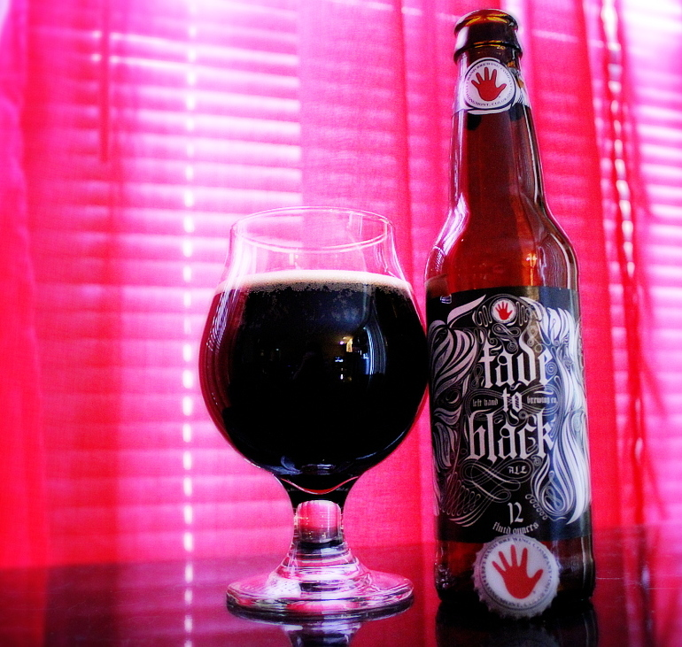 Steph's New Brew Review: Fade to Black, Volume 1
