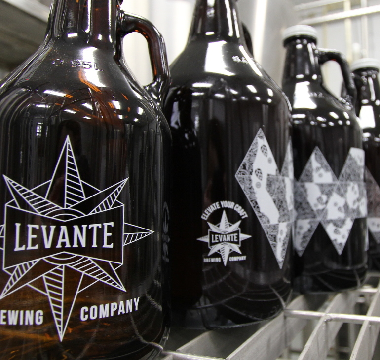 Video – Brewery Tour: Levante Brewing Company