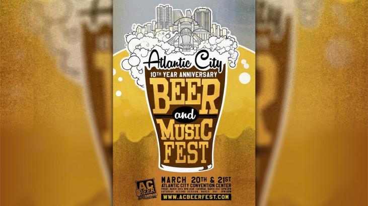 Atlantic City Beer & Music Fest 10 Year Anniversary