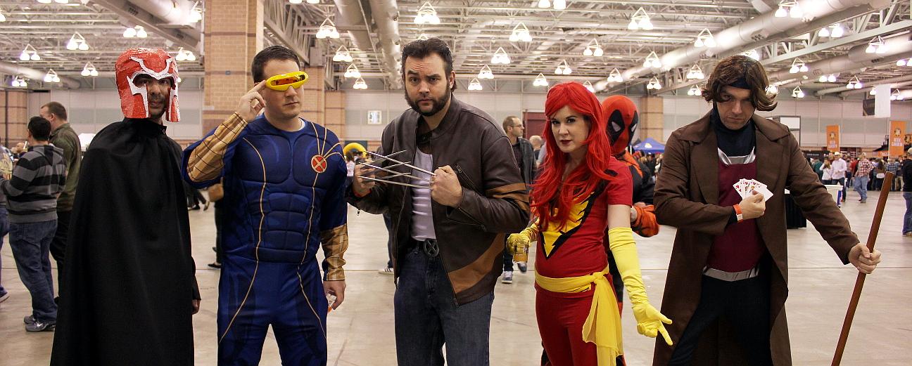 Group-X-Men