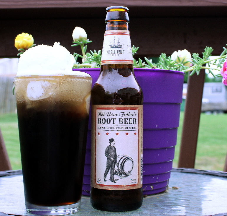 Steph's New Brew Review: Not Your Father's Root Beer