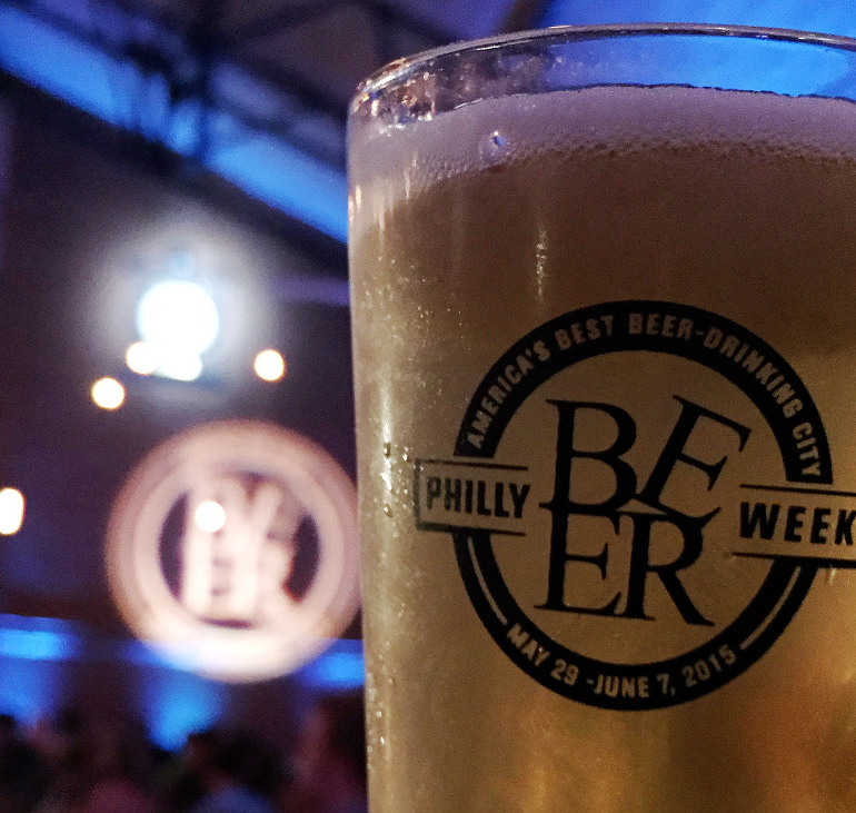 Philly Beer Week Opening Tap