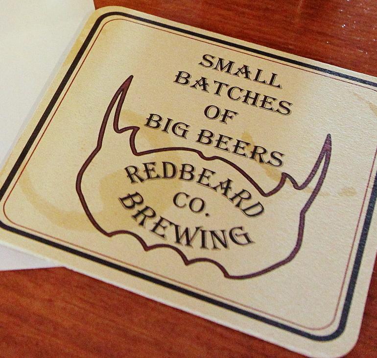 Small Batches Keep the Taps Rotating at Redbeard Brewing
