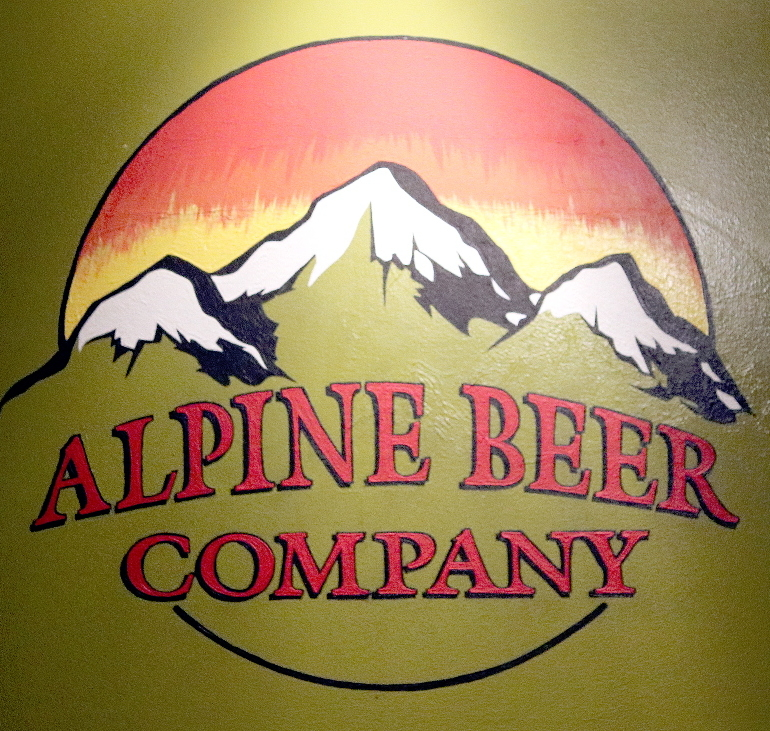 Insanely Delicious Beers at Alpine