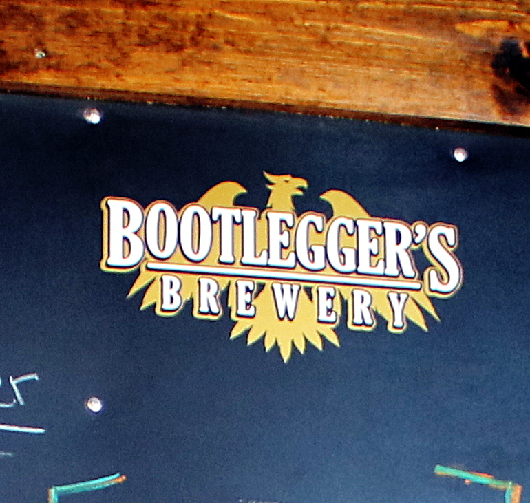 A Brief Jaunt at Bootleggers Brewery