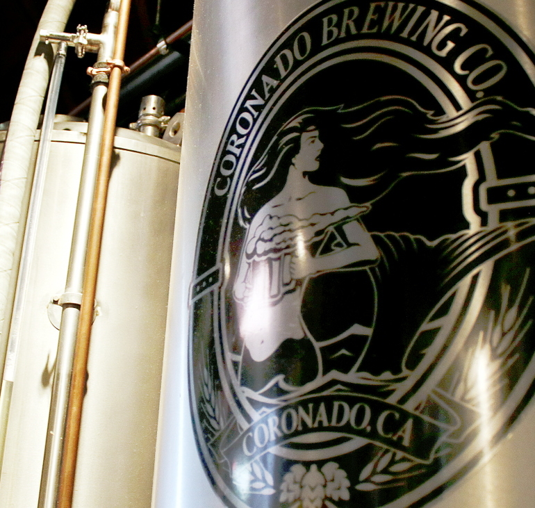 Coronado Brewing, One of San Diego's First Craft Breweries