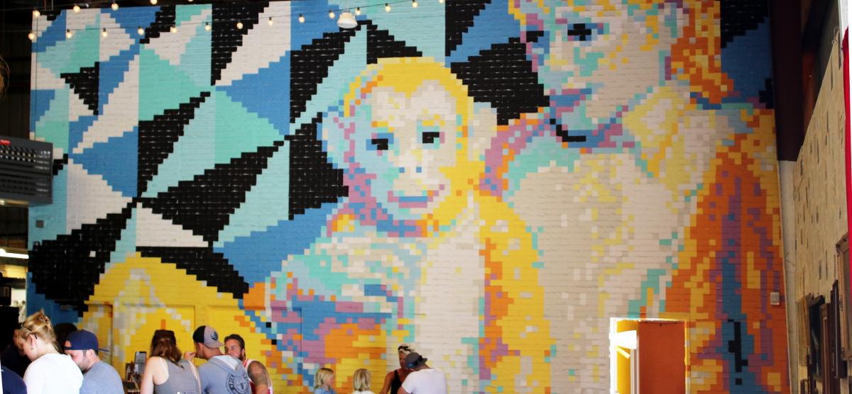 MJ-Mural