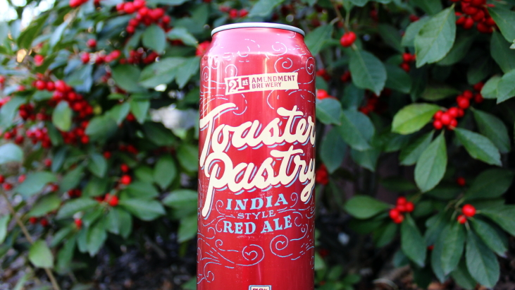 Steph's New Brew Review: Toaster Pastry