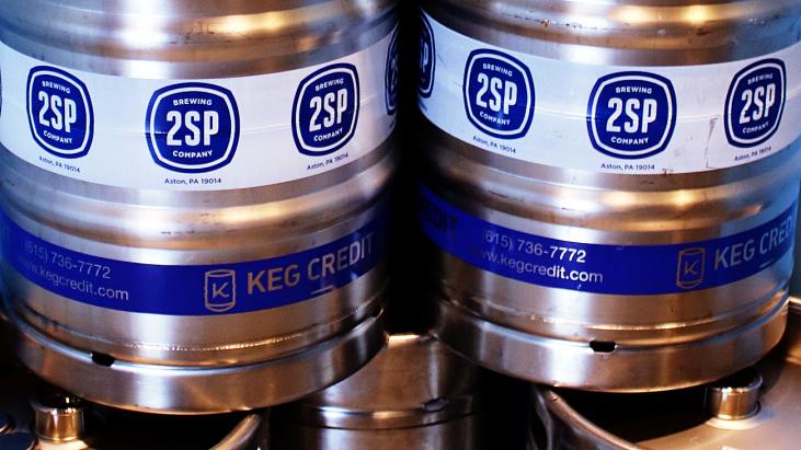 2SP Brewing Company, Made in Delco