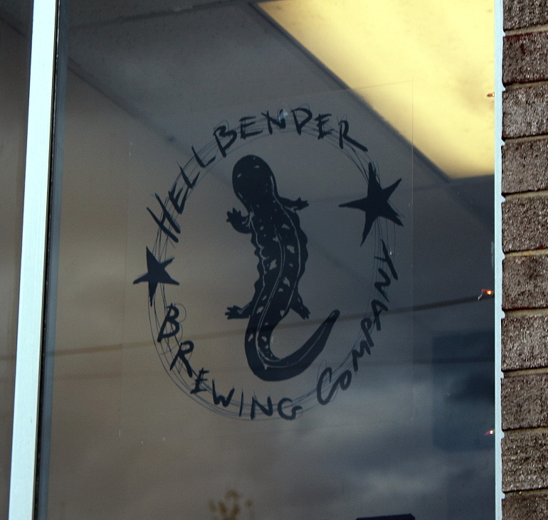 Hellbender Brewing: Born of Love, Perfected by Science