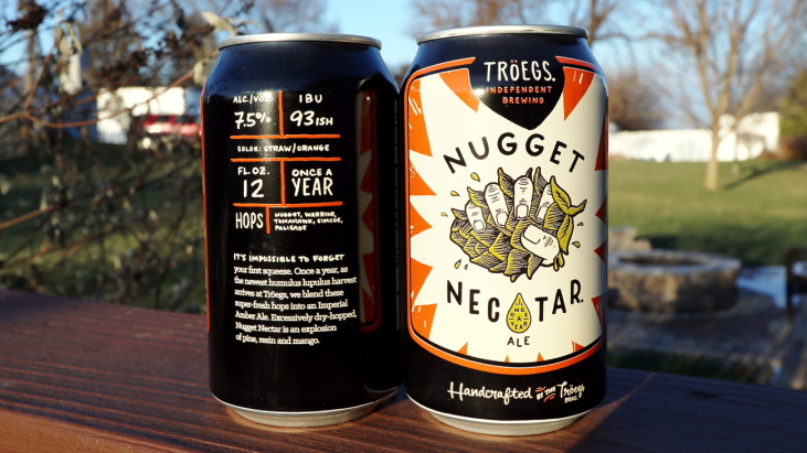 Steph's New Brew Review: Nugget Nectar 2016