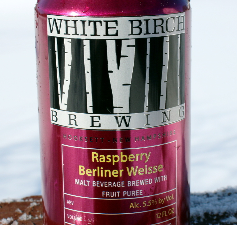 Steph's New Brew Review: Raspberry Berliner Weisse