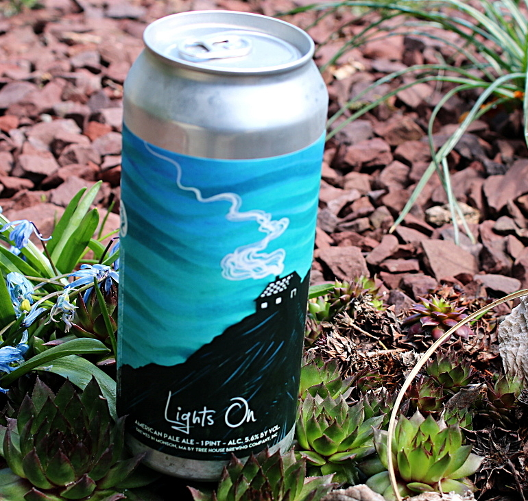 Steph's New Brew Review: Lights On