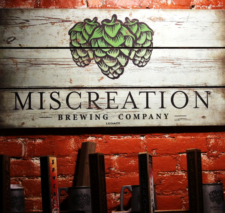 Miscreation Potations and Libations