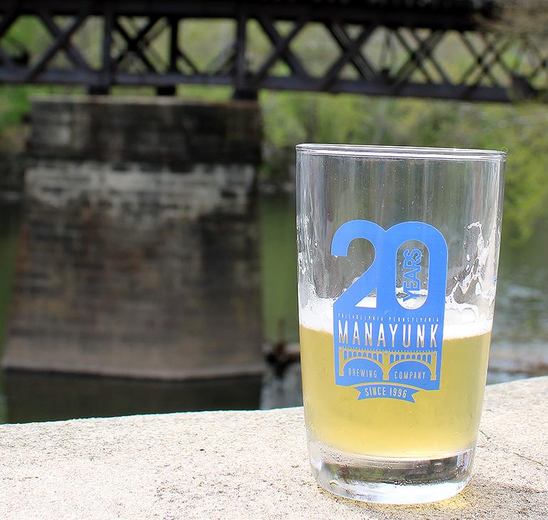 Manayunk Brewery Celebrates 20 Years