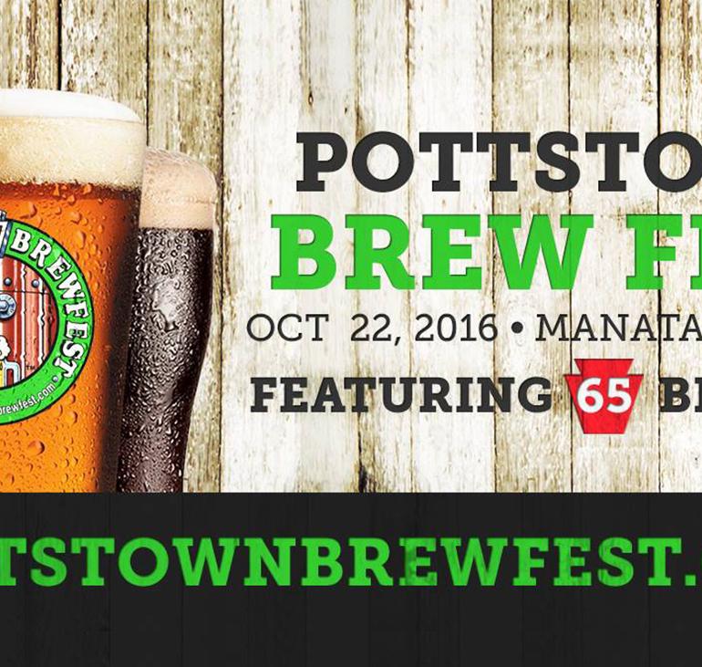 Pottstown Brewfest Returns This October