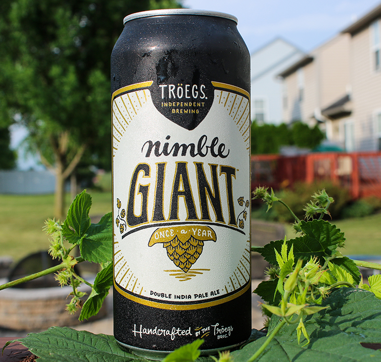Steph's New Brew Review: Nimble Giant