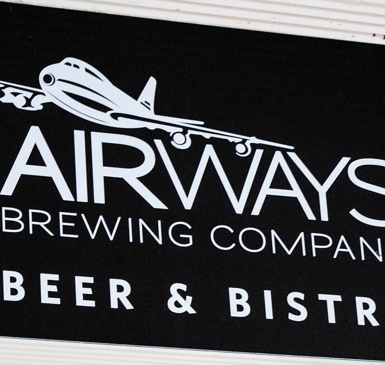 Brews Take Flight at Airways Brewing