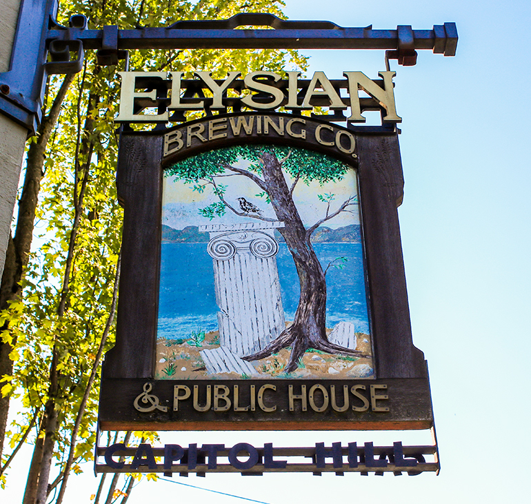 Seattle's Own Elysian Brewing Company