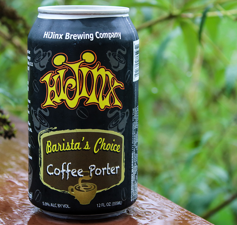Steph's New Brew Review: Barista's Choice