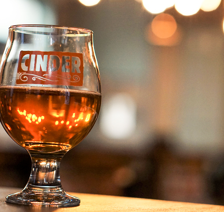 Cinder Opens in Philly with Ciders, Sours and Artisan Pizza