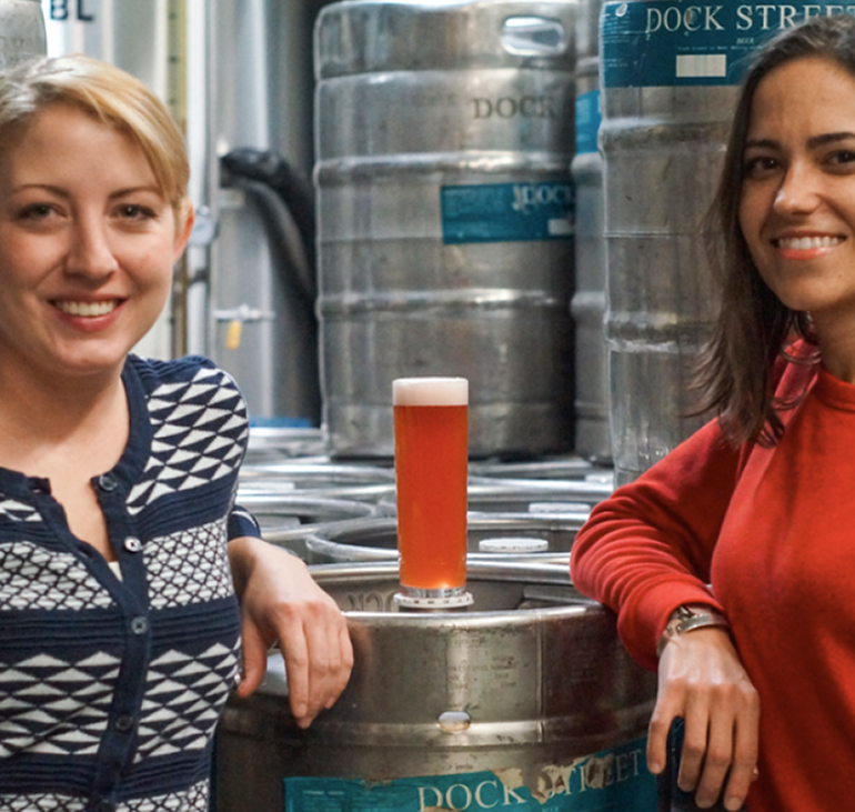 Red Owl Tavern and Dock Street Brewing Collaborate on Red Owl Prickly Pear Winter Gose