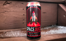 Steph's New Brew Review: Space Juice