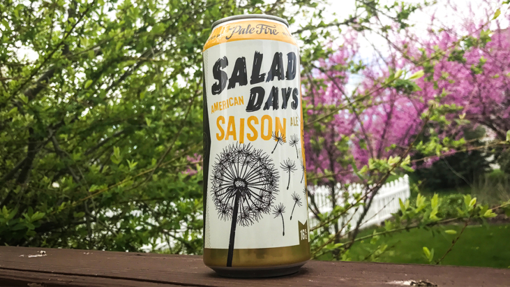 Steph's New Brew Review: Salad Days