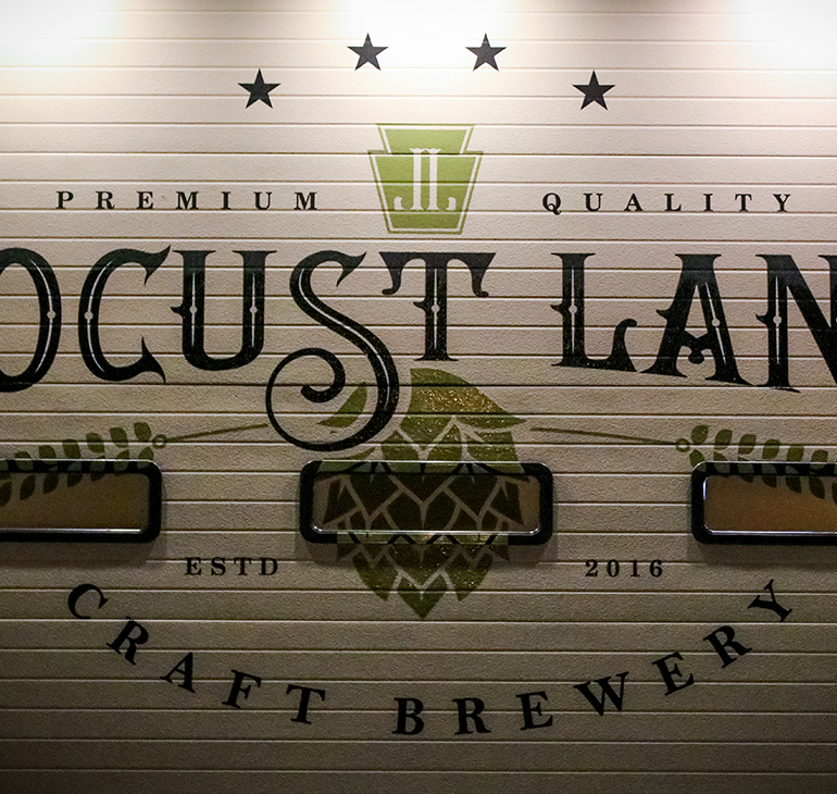 Simply Crafted at Locust Lane Craft Brewery